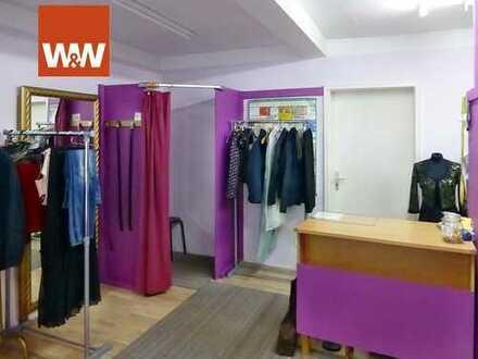 PROVISIONSFREI! Kleine Laden- Bürofläche im Memmingen!
