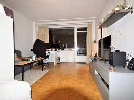 1-Zimmer-Wohnung mit Außenstellplatz am Rande von Eppendorf!
