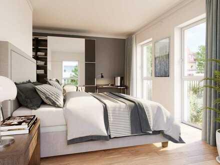Speyer-Living: Moderne 2-Zimmerwohnung mit Balkon!
