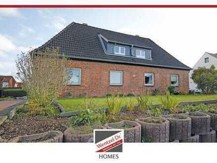 PROVISIONSFREI für Käufer - 2 Doppelhaushälften mit schönem Grundstück in begehrter Lage von Lübeck