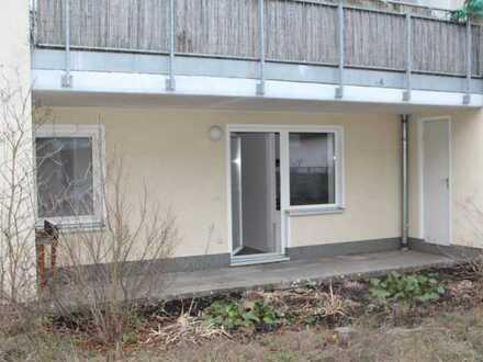 1 Zimmer Wohnung mit Terrasse