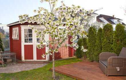 Gepflegte 4-Zimmer-Erdgeschoss-Wohnung mit großem Garten in ruhiger Lage - provisionsfrei