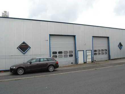 Lager-Produktionshalle mit Bürogebäude / A 46 bei Arnsberg