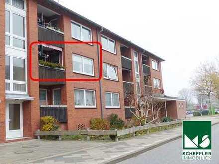 3-Zimmer-Wohnung in ruhiger Wohnanlage