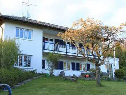 Großzügiges Einfamilienhaus mit schönem Bergblick