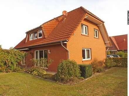 Gepflegtes Einfamilienhaus mit Fernblick in Huntlosen