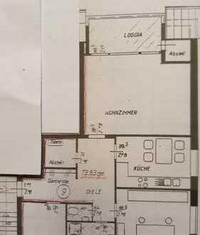 Schöne drei Zimmer Wohnung in Delmenhorst, Stickgras/Annenriede