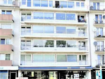Attraktive Kapitalanlage mit 8 WE und 2 Ladenlokalen im Zentrum von Wuppertal-Barmen