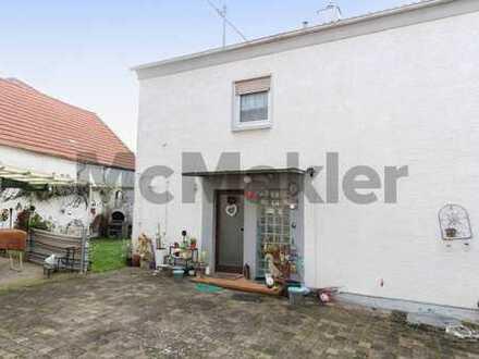 Gemütliches Haus mit Garten und tollen Verkehrsanbindungen in Wiesbaden-Delkenheim