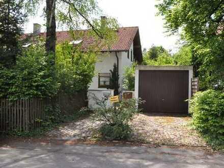 Kleine Doppelhaushälfte  in Gröbenzell
