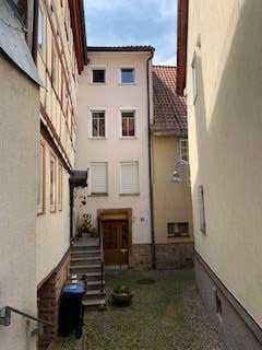 Altstadthaus für Liebhaber (ohne Garten)