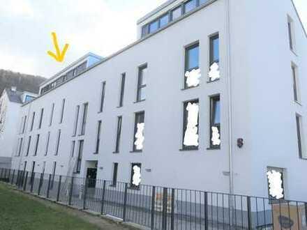 Erstbezug: exklusive 5-Zimmer-Dachgeschosswohnung mit Einbauküche und Balkon in heidelberg