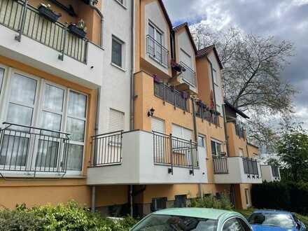 Attraktive Wohnung mit Balkon und Stellplatz