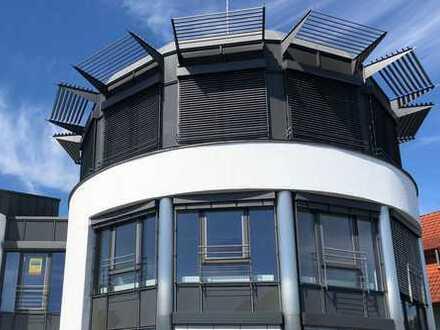 6 variable Büro's in einzigartiger Architektur