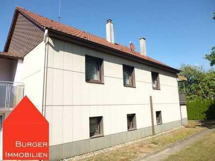 Große DHH mit mögl. ELW, Garage und Garten in ruhiger Lage von Wiernsheim