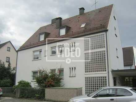 sonnige ruhige 3-Zimmer-Wohnung in Zerzabelshof (Zabo)