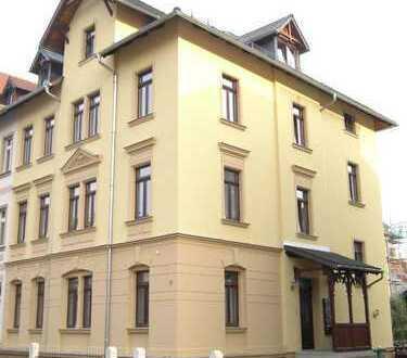 Edle 4-Raum Etagenwohnung in Zittau-West mit Sonnenbalkon