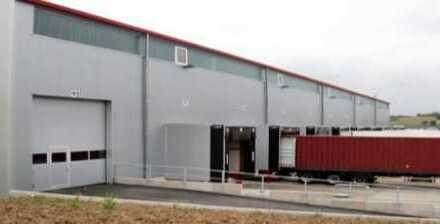 """BAUMÜLLER & CO."" ca. 20.000 m² Halle - Rampen-/ebenerdige Andienung - WGK"