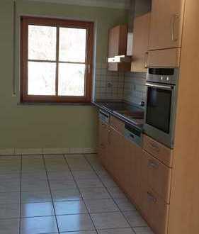 Schöne, geräumige Wohnung mit Balkon in Birkenfeld zu vermieten