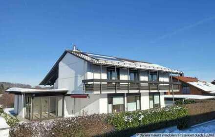 Wohnen über dem Klostersee! Zentrumsnahes Split-Level-EFH mit separater Einliegerwohnung