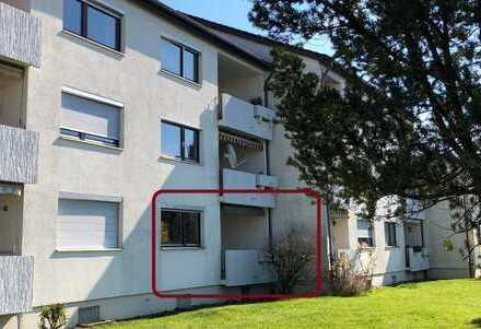 Sonnige 3-Zimmer-Wohnung in Kirchheim/Teck (Schafhof) zu vermieten.
