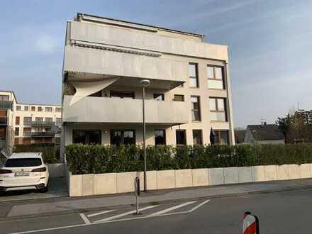 Neuwertige 4-Zimmer-EG-Wohnung mit Garten und Einbauküche in Wuppertal