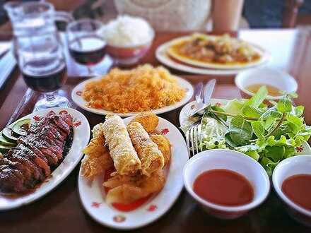 *****All-You-Can-Eat- Asia Buffet geeignet in 1-A Lage *****