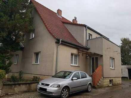 Vermiete 2-Raum-Wohnung in Groß Quenstedt mit Balkon im 1. OG
