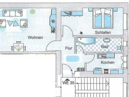 Neu/e Mitbweohner/in gescuht für 2 Zi. WG / EBK - Balkonzugang über Küche in HTW Nähe