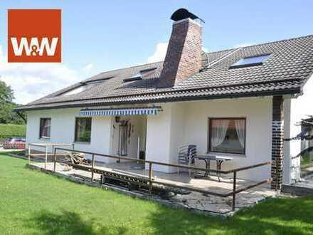 Reserviert! Generationen-Haus mit viel Bewegungsfreiheit in Haus und Garten!