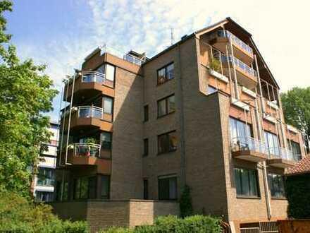 2-Zimmerwohnung mit Westbalkon und Aufzug in Lindenthal direkt am Stadtwald