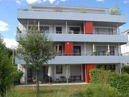 Exklusive 4,5-Zi-Penthouse-Wohnung mit traumhafter Dachterrasse und wunderschönem Ausblick