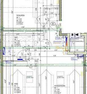 Erstbezug: exklusive 3-Zimmer-DG-Wohnung mit gehobener Innenausstattung in Gilching