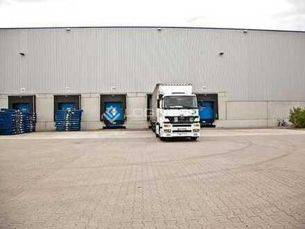 Logistik-/Produktions-und Lagerhalle in Weiden