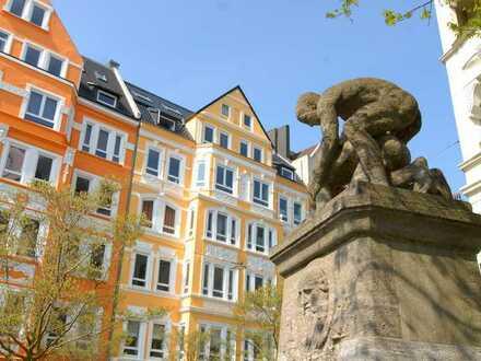 Wunderschöne 4-Zimmer/Balkon/Fahrstuhl/City Lage