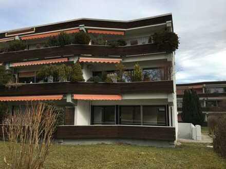 Wohnung mit Wohlfühlfaktor in Riederau am Ammersee