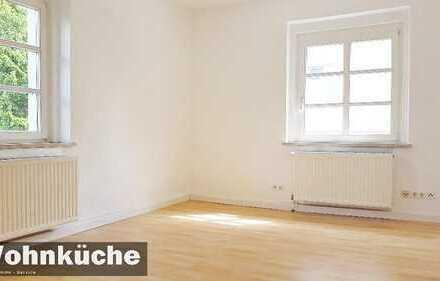 Ruhige 3 Zimmer Wohnung mit 200m² Garten