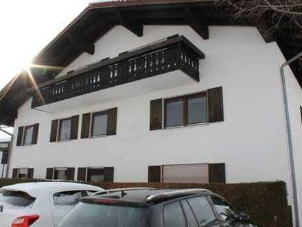 2-Zimmer-Dachgeschosswohnung in Lechbruck