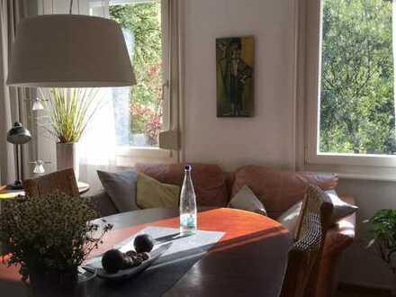 Außergewöhnliche Wohnung für eine Wohngemeinschaft mit 2 freien Zimmern