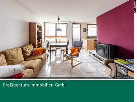 Ramersdorf: 2-Zi.-Wohnung mit tollem Schnitt als Kapitalanlage!