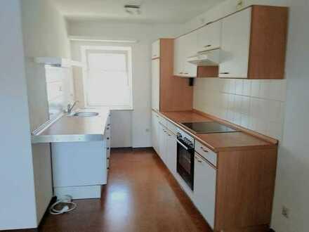 Gepflegte 3-Raum-Maisonette-Wohnung mit Einbauküche in Riegel am Kaiserstuhl