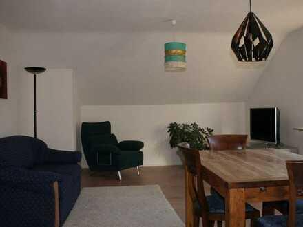 Hochwertige helle 2-Zimmer-Wohnung in Seeheim-Jugenheim zu vermieten vollmöbliert – frei ab 01.07.21