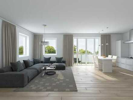 Helle 3-Zimmer Wohnung mit Balkon-WH4