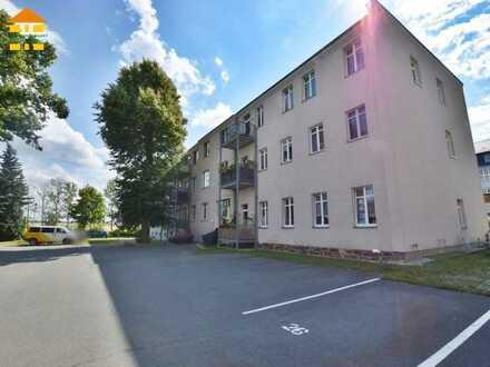 Perfekt ausgestattete Single-Wohnung mit Stellplatz als sichere Kapitalanlage!