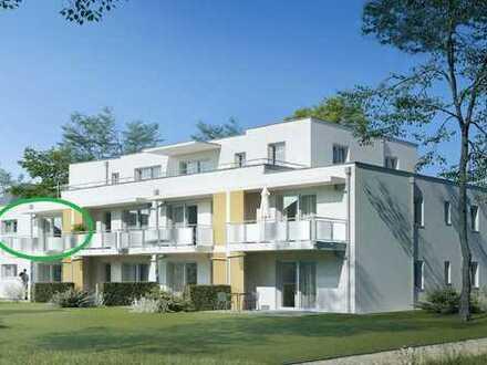 Neue 3-Zimmer-Wohnung mit Balkon