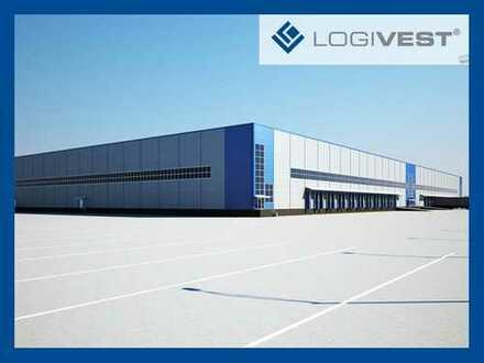 Logistikimmobilie am Hamburger Hafen nähe A7
