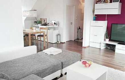 Moderne 4-Zimmer-Wohnung mit sonniger Dachloggia in Altwiblingen