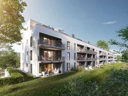 Moderne Eigentumswohnung inkl. Terrasse und Garten - Wohnung 28