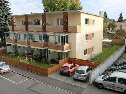 Schöne 2-ZKB-Senioren-Wohnung (ab 60 Jahre) in Augsburg-Hochzoll!!