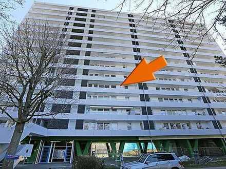 Attraktive 3,5-Zimmer-Wohnung im 4. Stock eines Hochhauses